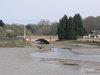 The view upstream towards Wilford Bridge.