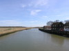 The Alde viewed from Snape Bridge.