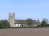 Friston Church.
