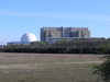 Sizewell A and B power stations.
