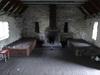 Inside Ardleish Bothy.