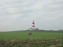 PB030080	The lighthouse at Happisburgh.