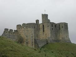 P2002A080046	Warkworth Castle.