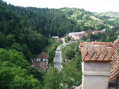 P20067040089	The view from Bran Castle.
